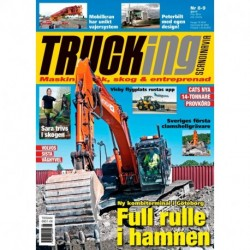 Trucking Scandinavia nr 8 2017