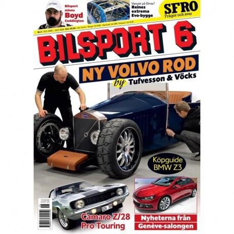 Bilsport nr 6 2008