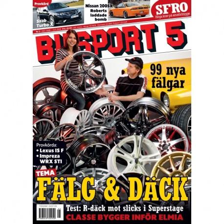 Bilsport nr 5 2008