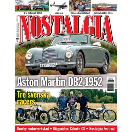 Nostalgia Magazine nr 9 2017