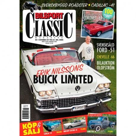 Bilsport Classic nr 11 2017