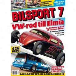 Bilsport nr 7 2010