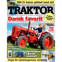 Traktor nr 8 2017