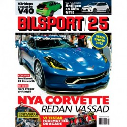 Bilsport nr 25 2013