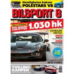 Bilsport nr 8 2014