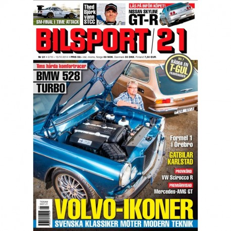Bilsport nr 21 2014