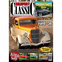 Bilsport Classic nr 8 2012