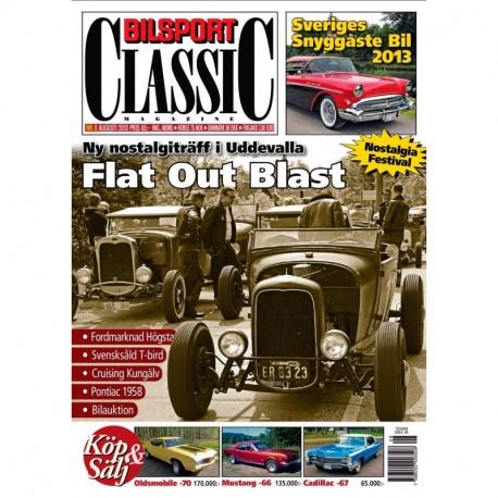 Bilsport Classic nr 8 2013
