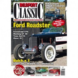 Bilsport Classic nr 11 2010