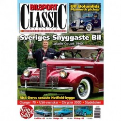 Bilsport Classic nr 8 2014