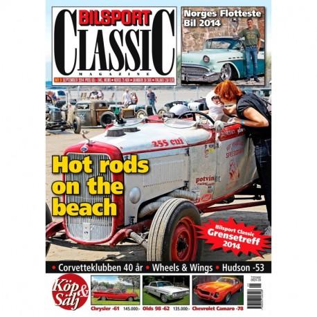 Bilsport Classic nr 9 2014