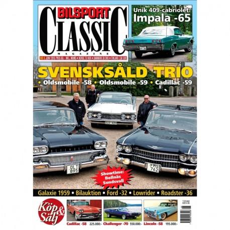 Bilsport Classic nr 6 2015