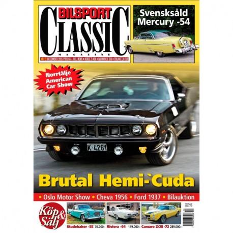 Bilsport Classic nr 12 2015