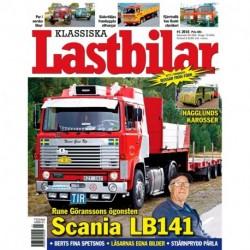 Klassiska Lastbilar nr 1 2016