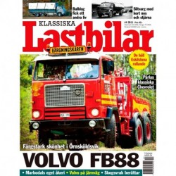 Klassiska Lastbilar nr 4 2011